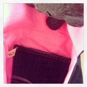 jean bleu rose fluo 4